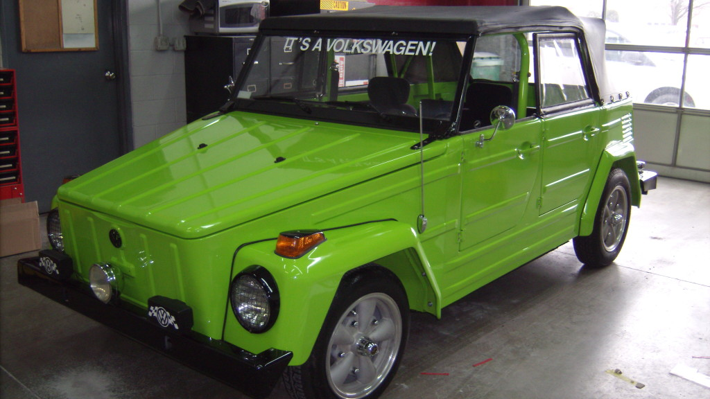 Terry's Green Thing
