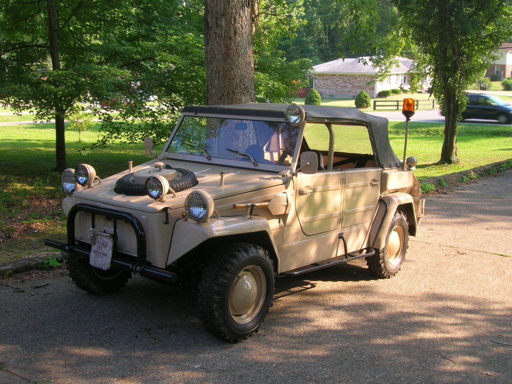 Ron's Off Road Thing