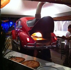 vw pizza oven