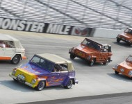 Things at the Monster Mile Video