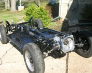 Restoring a Thing Chassis