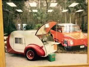 camping trailer thing