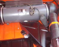 VW Thing Gas Heater