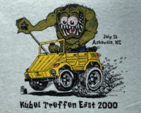 The First 15 years of Kubeltreffen East